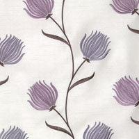 Leela Heather Roman Blinds